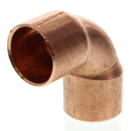"1/4"" Copper 90° Elbow"