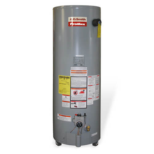 50 Gallon ProMax High Recovery 10 Yr Warranty Residential Water Heater (LP Gas)