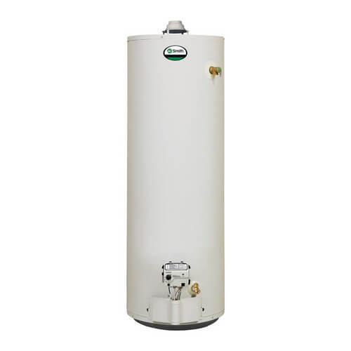 40 Gallon - 40,000 BTU Conservationist Standard Vent Residential Gas Water Heater (Nat Gas)