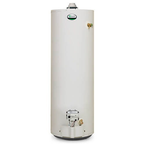 50 Gallon - 40,000 BTU ProMax Plus High Efficiency Residential Gas Water Heater - Tall Model, Nat Gas (10 Yr Warranty)