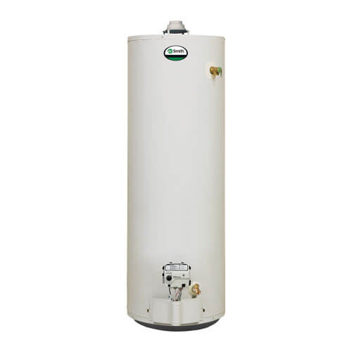 50 Gallon - 37,000 BTU ProMax Plus High Efficiency Residential Gas Water Heater - Tall Model, LP Gas (10 Yr Warranty)
